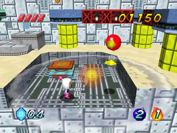 Imagen de la descarga de Bomberman Hero