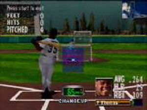 Pantallazo del juego online Bottom of the 9th (N64)