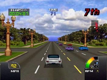 Pantallazo del juego online Cruis'n USA (N64)
