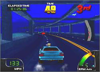 Pantallazo del juego online Cruis'n World (N64)