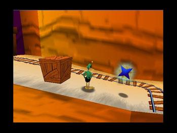 Imagen de la descarga de Daffy Duck Starring As Duck Dodgers