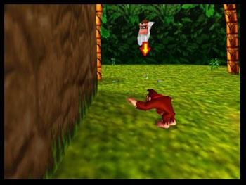 Imagen de la descarga de Donkey Kong 64