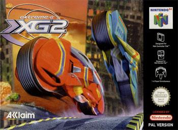 Portada de la descarga de Extreme-G 2