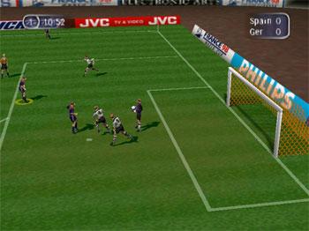 Pantallazo del juego online FIFA - Road to World Cup 98 (N64)