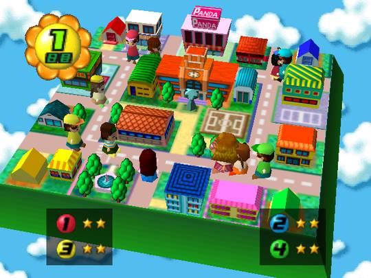 Imagen de la descarga de Getter Love – Cho Renai Party Game