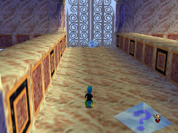 Pantallazo del juego online GEX 64 Enter the Gecko (N64)