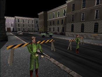 Pantallazo del juego online GoldenEye 007 (N64)