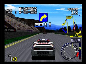 Pantallazo del juego online GT 64 Championship Edition (N64)