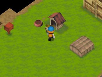 Pantallazo del juego online Harvest Moon 64 (N64)