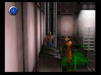 Pantallazo del juego online Hybrid Heaven (N64)