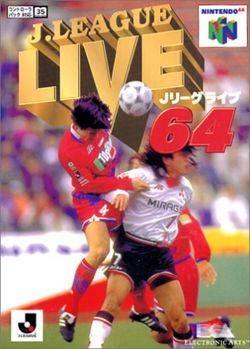 Portada de la descarga de J-League Live 64