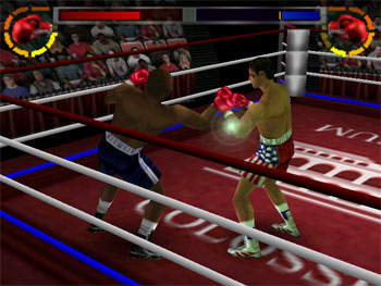 Imagen de la descarga de Knockout Kings 2000