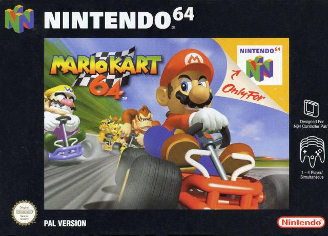 Descargar Mario Kart 64 Juego Portable Y Gratuito