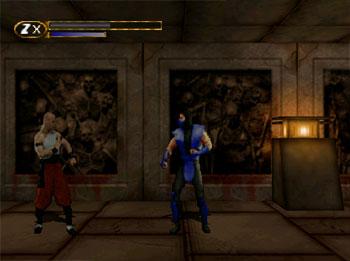 Imagen de la descarga de Mortal Kombat Mythologies: Sub-Zero