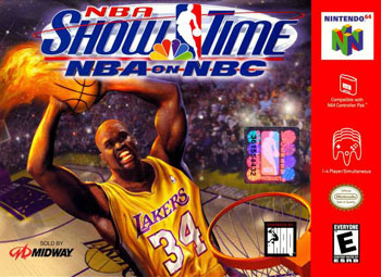 Portada de la descarga de NBA Showtime: NBA on NBC
