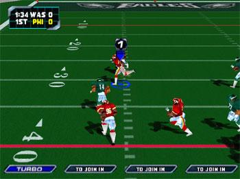 Imagen de la descarga de NFL Blitz 2000