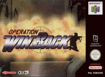 Portada de la descarga de Operation WinBack