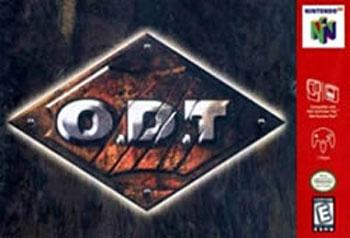 Portada de la descarga de ODT Escape or die Trying