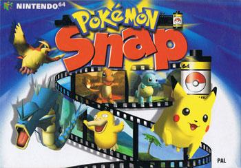 Juego online Pokemon Snap (N64)