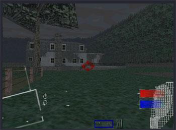 Pantallazo del juego online Tom Clancy's Rainbow Six (N64)