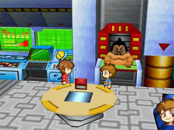 Imagen de la descarga de Robopon 64: Robot Ponkottsu 64