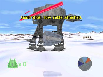 Imagen de la descarga de Star Wars: Shadows of the Empire