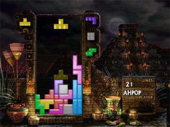 Imagen de la descarga de The New Tetris
