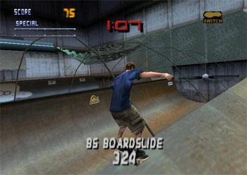 Imagen de la descarga de Tony Hawk's Pro Skater 2