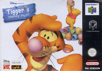 Portada de la descarga de Tigger's Honey Hunt