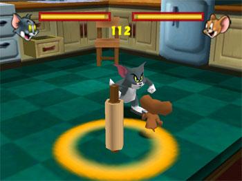 Descargar Tom and Jerry in Fists of Furry Juego portable y gratuito