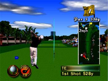 Pantallazo del juego online Waialae Country Club (N64)