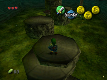 Imagen de la descarga de The Legend of Zelda: Majora's Mask