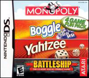 Juego online 4 Game Fun Pack (NDS)