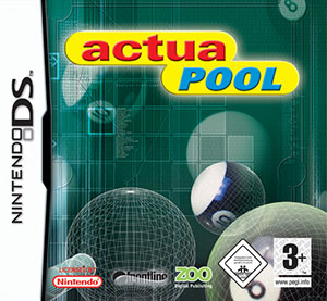 Juego online Actua Pool (NDS)