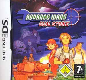Juego online Advance Wars: Dual Strike (NDS)
