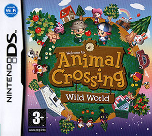 Juego online Animal Crossing: Wild World (NDS)