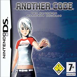 Juego online Another Code: Two Memories (NDS)