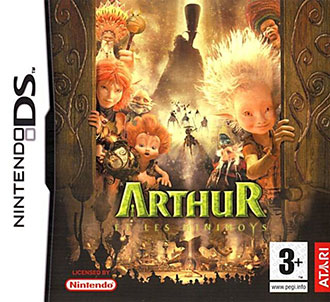 Juego online Arthur and the Minimoys (NDS)