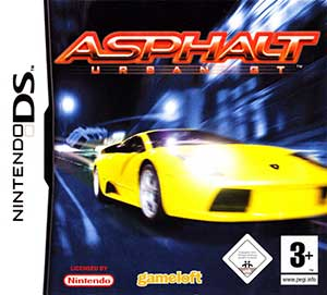 Juego online Asphalt: Urban GT (NDS)