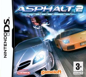 Juego online Asphalt: Urban GT 2 (NDS)
