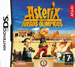 Portada de la descarga de Asterix en los Juegos Olimpicos