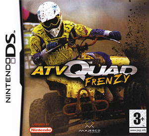 Juego online ATV: Quad Frenzy (NDS)