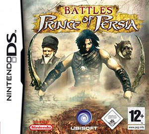 Juego online Battles of Prince of Persia (NDS)