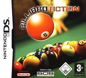 Juego online Billiard Action (NDS)