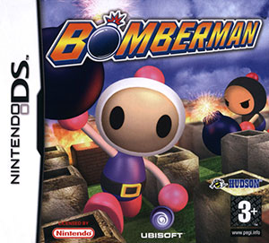 Juego online Bomberman (NDS)