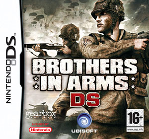 Juego online Brothers In Arms DS (NDS)