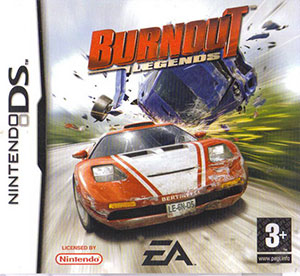 Juego online Burnout Legends (NDS)