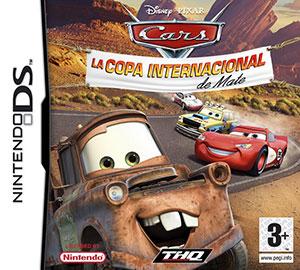 Juego online Cars: La Copa Internacional de Mate (NDS)