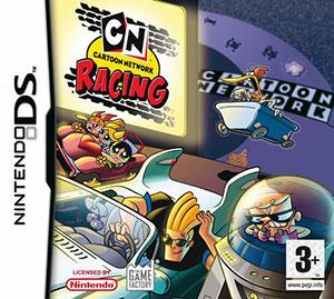 Portada de la descarga de Cartoon Network Racing