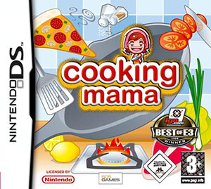 Juego online Cooking Mama (NDS)